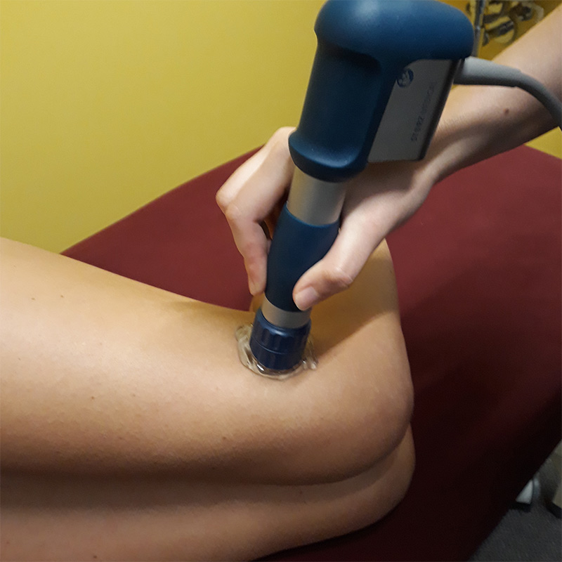 Shockwave Therapy at In Good Hands